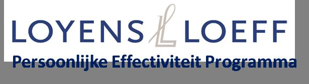 Loyens & Loeff Persoonlijke Effectiviteit